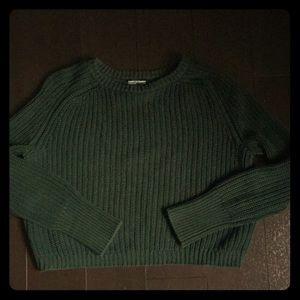 Sweaters - American apparel crop sweater